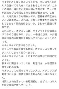 4588 - オンコリスバイオファーマ(株) おはようございます😃