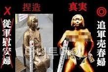 アルバイトの悪ふざけ写真  韓国で「慰安婦は自発的な売春婦」という署名活動が始まる!!       まずは、このニュースをご覧
