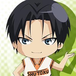 黒子のバスケ こんにちは! 主です♪久しぶりにきちゃいました!(*^-^*) 高校合格して、春休みだらけまくってま