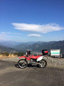 バイクで走ろう静岡県 【謹賀新年】 2016年! トコトコ始動しました(^^)  フジタさん こんにちは! 10日、11日