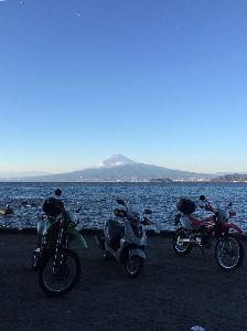 バイクで走ろう静岡県 今日は、3台で伊豆へ出動してきました!