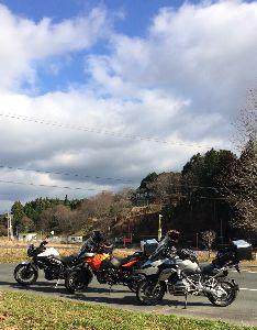 バイクで走ろう静岡県 皆さま こんにちは!  今年のアドベ隊走り納めの会を終えて 無事に帰宅しました。 明日はトコトコの走