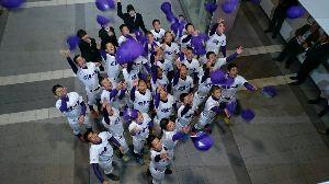 紫軍団 新たなる挑戦 去る、1月29日 88th選抜高校野球大会の選考会に於 2年ぶり6回目、春夏通算12回目の甲子園大会