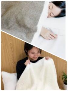 7453 - (株)良品計画 冷えますなぁ➰ 株価が  もっと冷えたら 毛布が必要になるなぁ  どっちの毛布が 良いかな ( ・◇