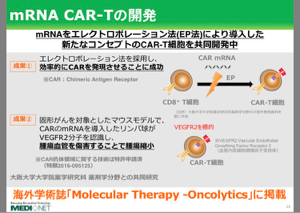 2370 - (株)メディネット 特許と言えば、CAR-T細胞の成立も楽しみですね。