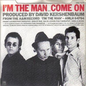 パワーポップとパブロックと The Strypes : I'm the Man- Hull, Früit