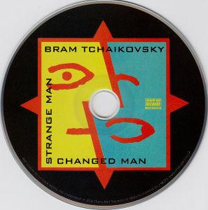 パワーポップとパブロックと 『Strange Man, Changed Man』 唯一のスロウ  Bram Tchaikovsk