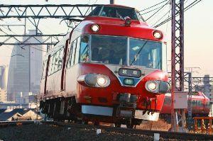 9048 - 名古屋鉄道(株) 地合いが好機の現時点で上げトレンド且つ、中期線の下にまだいるのが、なおええて。 これからどえりゃぁ下