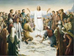 信仰心 マタイ6章19-34節   『天に富を積みなさい』(マタイ6章19-21節)   教えの理由は単純で