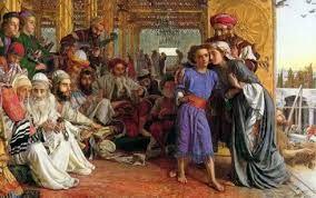 信仰心 ユダヤ三大祭 Ⅰ   出エジプト記23章14節「 あなたは年に三度、わたしのために祭を行わなければな