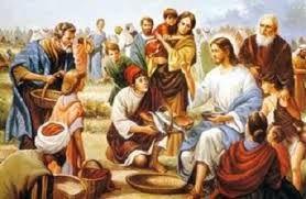 信仰心 「穀物を売り惜しむ者は民の呪いを買う」  と云う言葉が旧約聖書にあります。   今の世の中でも、ある