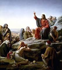 信仰心 >マタイ5章38-48節  イエスが弟子に望んだことは、  復讐しないだけではなく、  赦すこ