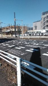 7554 - (株)幸楽苑ホールディングス 焼肉ライク松戸花島店 改装工事中