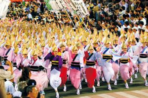 3653 - (株)モルフォ お祭りです。