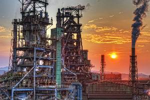 5202 - 日本板硝子(株) 高炉フル稼働 KOBELCO 神戸製鋼所