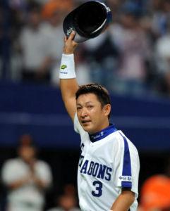 2017年8月25日(金) 広島 vs 中日 19回戦 清原打撃コーチかあ、、、う〜ん。まあただ、立浪政権の下、ドラゴンズで片岡と協力して、立浪の助けになる