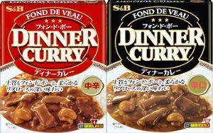 2805 - ヱスビー食品(株) 自宅のルーはこれを使ってるのでレトルトも買ってみました。  同じ味! 当たり前だけど。   ルーは辛