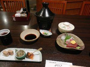 4681 - リゾートトラスト(株) 嵐山の近くの旅館に泊まってきましたが、1泊2食付で6600円で地域共通クーポン2千円付きなので、実質