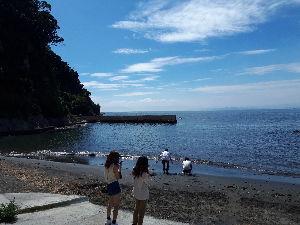 日常の紙様. わしは富岳三十六景の一つ、江ノ島に行ってきたぞ(,,・д・)  江ノ島美女おまん探し(,,・д・)