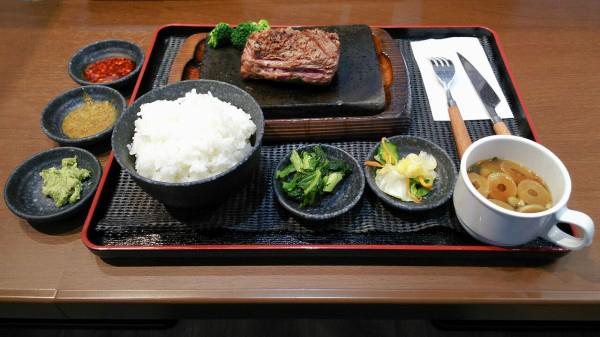 2753 - (株)あみやき亭 ステーキ松?やっぱりステーキ?  関東進出は難しいかなぁ