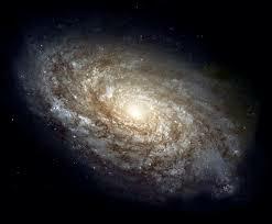 銀河の果てに 渦巻