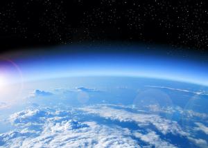 銀河の果てに 地球