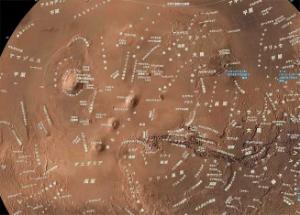 銀河の果てに 地図  ここへ行くんだよ