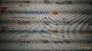 usdjpy - アメリカ ドル / 日本 円 中国ではプライベートバンク扱いにしてもらえると、まだまだ、いい利率の商品ありますね