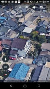 usdjpy - アメリカ ドル / 日本 円 Googleアースすげー  視点変えられるんだ。。。(〃´▽`)
