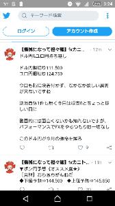 usdjpy - アメリカ ドル / 日本 円 だとさ❗