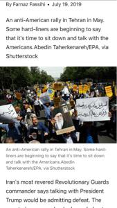 usdjpy - アメリカ ドル / 日本 円 うーん😐  イランの最も尊敬された革命的な司令官はトランプ大統領と話すことは敗北を認めるであろうと言