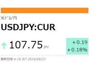 usdjpy - アメリカ ドル / 日本 円 (´・ω・`)ショボーン (´・ω・,'