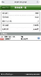 usdjpy - アメリカ ドル / 日本 円 先週負けてたら・・3連複で・・大勝負してたから・・どっちに転んでも・・ あおは・・勝ち確・・♪・・