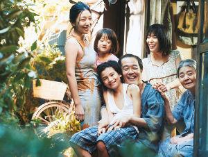 2432 - (株)ディー・エヌ・エー 『万引き家族』観てます。 これはマジで名作ですな!