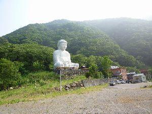 お仲間募集してます。(長野県東北信) 春に行きたい信州 その3  白馬大仏 画像は借り物です
