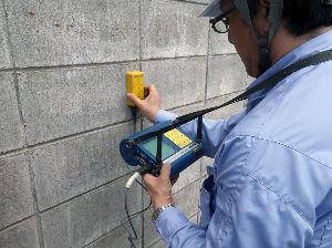 6171 - (株)土木管理総合試験所 平成30年6月18日に発生した大阪府北部を震源とする地震による塀の調査