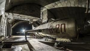 7003 - (株)三井E&Sホールディングス 新型機に入れ替えないのは、地下基地自体放棄されたんだろうねー(。・ω・。)