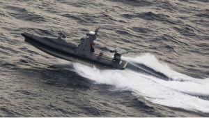 7003 - (株)三井E&Sホールディングス 新型の無人ミサイル艇だよ(。・ω・。)