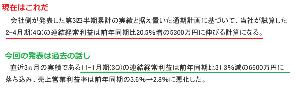 3161 - アゼアス(株)  yahoo!の記事の書き方が悪い....       ■アゼアス、4Qは +20.5%増 と 書け