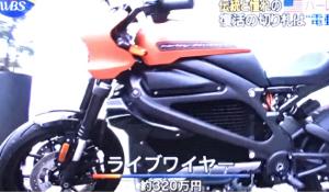 HOG - ハーレーダビッドソン 電動バイク お値段320万 古参バイカーには不評。 ダメだなこりゃ  関税もヤベーし。