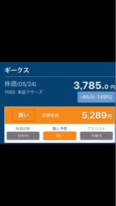 7060 - ギークス(株) 内需株、国策、好業績銘柄