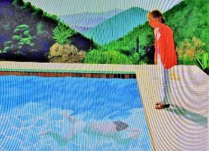 出来るうちに畑仕事をしたい      ◆今週のギャラリー◆   David Hockneyは英国出身で、80歳の今もなお米国で活