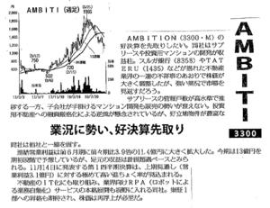 3300 - (株)AMBITION 踏ん張りどころ 頑張れ!