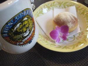バイク好き「大人の遠足~」関西発 カフェ・りりは  ライオンコーヒー