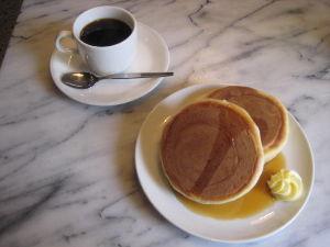 バイク好き「大人の遠足~」関西発 新世界 喫茶 ドレミのホットケーキ