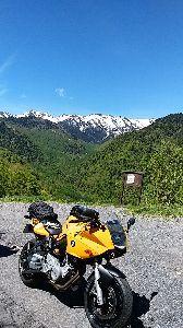 バイク好き「大人の遠足~」関西発 平湯の森に行ってきました~