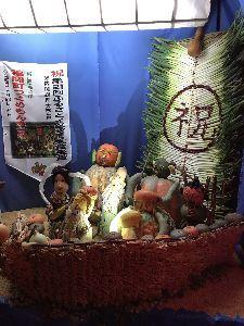 おひとりさま!? 先日はありがとうございました♪ 今晩チラリと隣県福岡町のつくりもんまつりへ行ってきました。