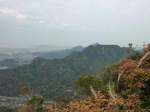 山歩きしませんか 11月最後の山歩き  今日は曇り空でしたが、11月最後の休日という事もあって「右田ヶ岳」山歩きに行っ