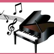 ピアノを弾けば~ ♪
