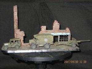 ちっこい戦車模型好きの板 英軍は第1次大戦でフランスとドイツのエスカレートする砲撃競争を目の当たりにし、 戦略上・戦術上の火砲